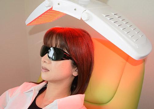 近赤外線療法